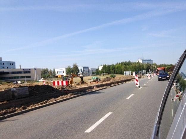 Aktualności Rzeszów | Uwaga kierowcy! Zablokowany pas ruchu przy Powstańców Warszawy