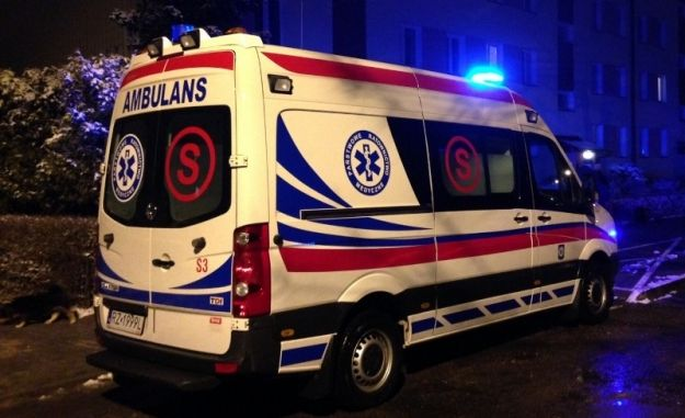 Aktualności Rzeszów | Zderzenie busa z karetką. 8 osób rannych