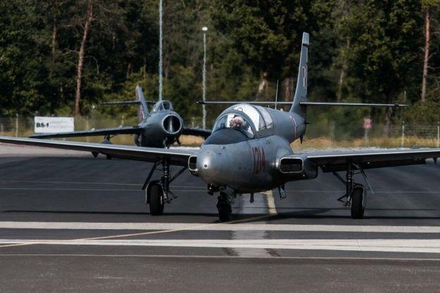 Aktualności Podkarpacie | FOTO. Pokazy lotnicze w Mielcu