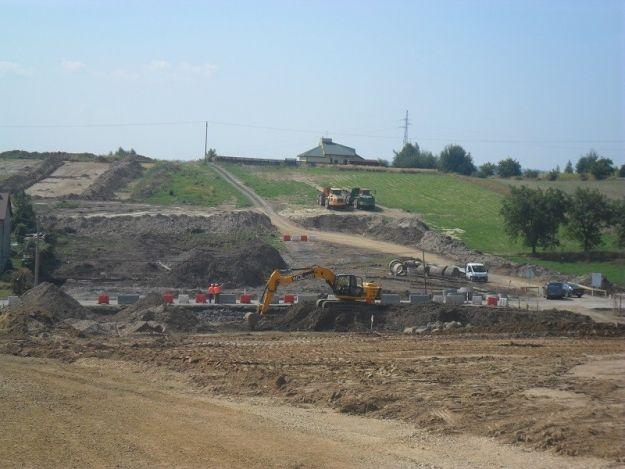 Aktualności Rzeszów | Postępy w budowie drogi ekspresowej S19 Świlcza – Rzeszów. Zobacz, co już zrobiono