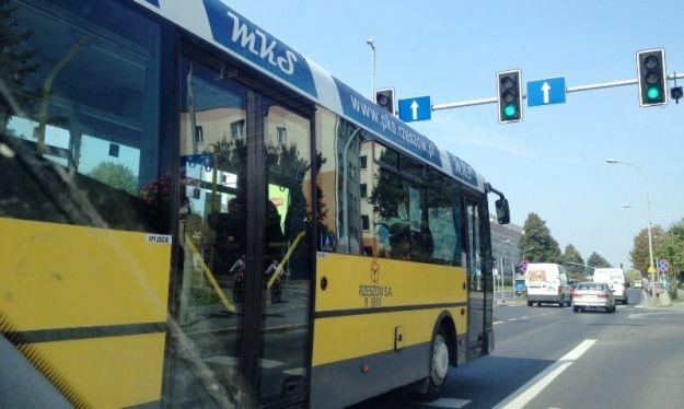 Aktualności Rzeszów | Zmiany w kursach linii MKS