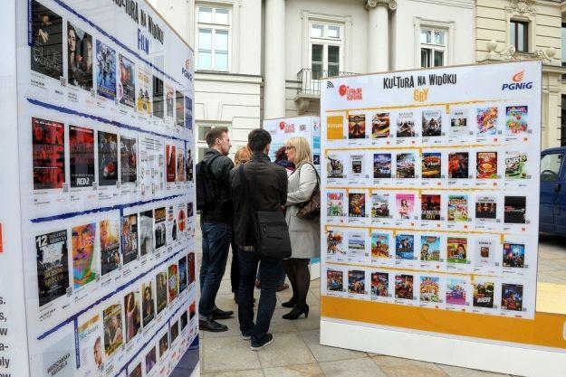 Aktualności Rzeszów | Multimedialna biblioteka z ponad 900 utworami na rzeszowskim Rynku