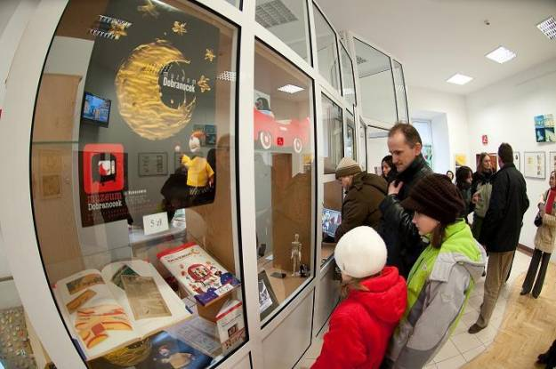 Aktualności Rzeszów | Nowe godziny otwarcia Muzeum Dobranocek