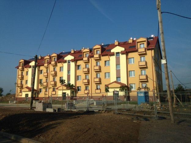 Aktualności Rzeszów | Nowy blok komunalny przy Granicznej gotowy do końca września. Trwają odbiory
