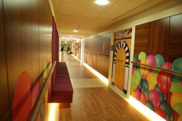Aktualności Rzeszów | Oddział pediatryczny jak z bajki. Czeka na kontrakt z NFZ