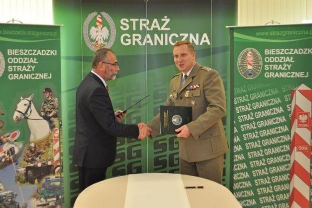 Aktualności Rzeszów | Politechnika Rzeszowska zacznie współpracę z oddziałem Straży Granicznej