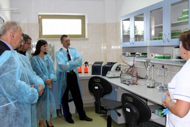Aktualności Rzeszów | W Rzeszowie powstało nowoczesne laboratorium badań GMO