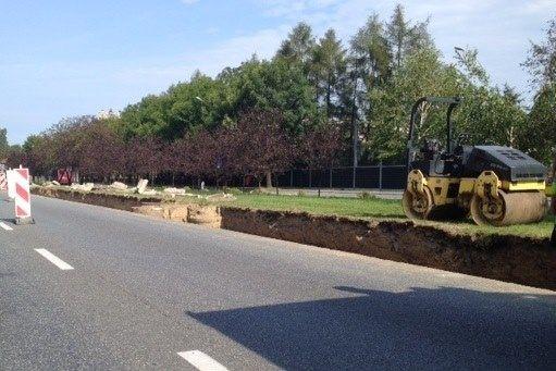 Aktualności Rzeszów | Zabiorą się za parking przy miejskim cmentarzu