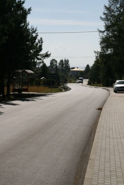 Aktualności Podkarpacie | (FOTO) Przebudowali kolejną drogę powiatową