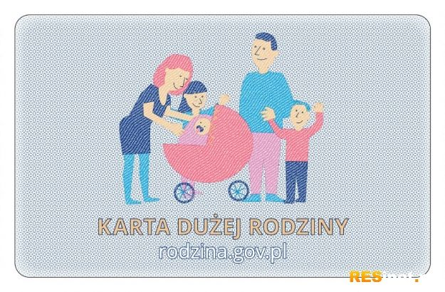 Aktualności Rzeszów | Posiadacze Karty Dużej Rodziny mogą skorzystać z rabatów w ponad 400 miejscach na Podkarpaciu