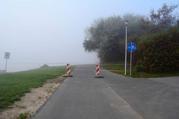 Aktualności Rzeszów | Ścieżką rowerową w stronę Lisiej Góry póki co nie pojedziesz. Zablokowano remontowany odcinek
