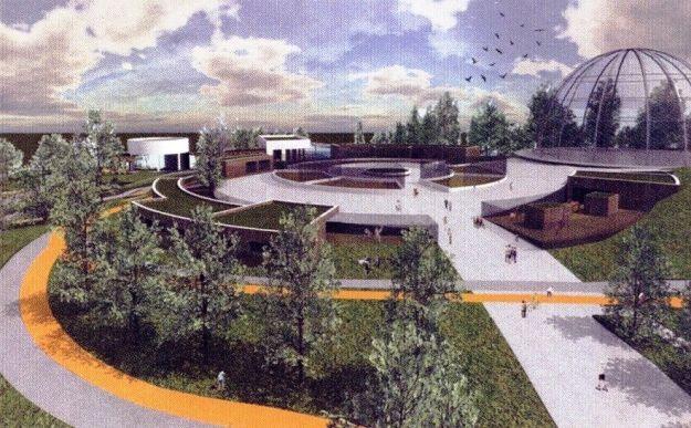 Aktualności Rzeszów | Wracamy do tematu. Będzie innowacyjny park nauki z mini zoo. Zobacz, jakie atrakcje są w planach
