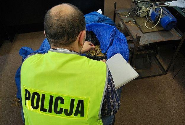 Aktualności Rzeszów | W Rzeszowie odkryto nielegalną wytwórnię papierosów