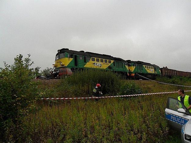 Aktualności Podkarpacie | 54-letnia kobieta wjechała pod pociąg