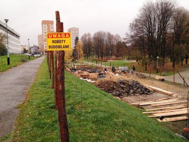 Aktualności Rzeszów | Na rzeszowskich bulwarach powstaje szalet