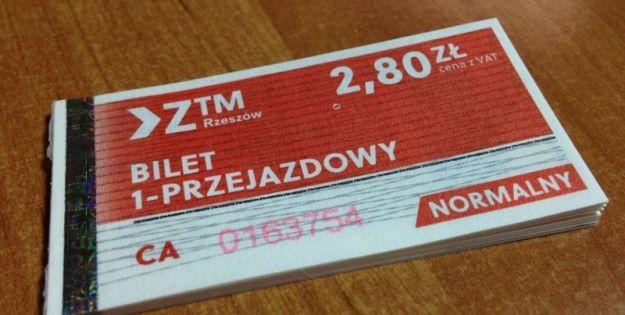 Aktualności Rzeszów | Darmowe bilety dla uczniów? Sprawdzą czy jest to możliwe
