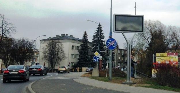 Aktualności Rzeszów | Kolejne tablice elektroniczne nad rzeszowskim ulicami. Do czego posłużą?