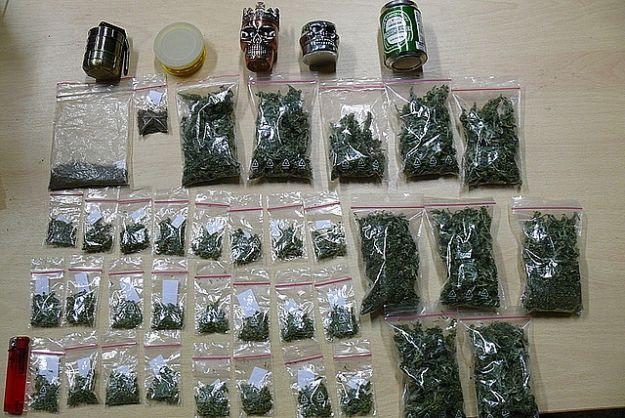 Aktualności Rzeszów | Ponad 100 gramów marihuany w domu pod Rzeszowem