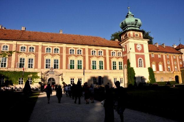Aktualności Podkarpacie | Tymczasowa zmiana trasy zwiedzania Zamku w Łańcucie
