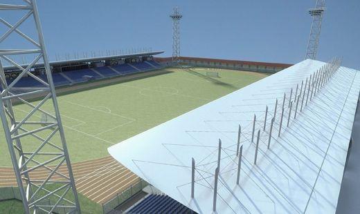 Aktualności Podkarpacie | Legendarny stadion w przebudowie