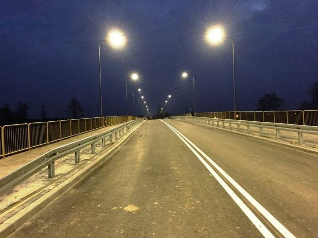Aktualności Podkarpacie | Powstał kolejny wielki most na Podkarpaciu. Już oficjalnie oddany do użytku