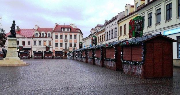 Aktualności Rzeszów | W piątek uroczyste otwarcie Świątecznego Miasteczka