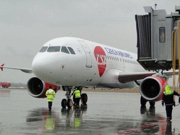 Aktualności Rzeszów | Czech Airlines czasowo zawiesza połączenia Rzeszów-Edynburg