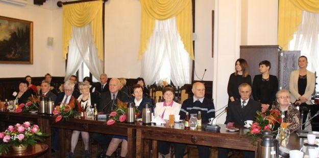 Aktualności Rzeszów | Ponad 50 lat razem. Prezydent odznaczył medalami za długoletnie pożycie małżeńskie