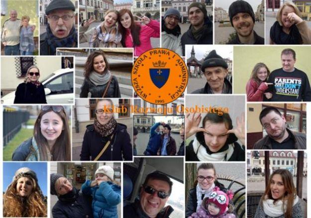 Aktualności Rzeszów | Studenci pytali mieszkańców Rzeszowa czy jesteśmy ponurakami. Jakie wyniki?