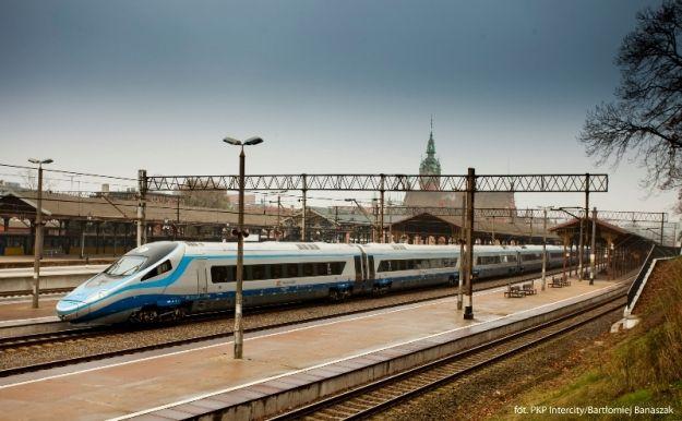 Aktualności Rzeszów | W poniedziałek po raz pierwszy do Rzeszowa przyjedzie Pendolino