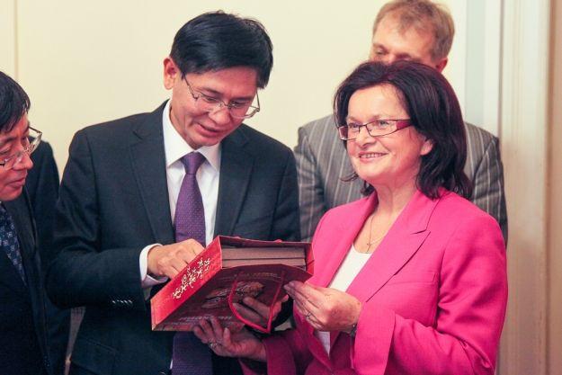 Aktualności Rzeszów | Z Podkarpacia do Chin? Województwo chce nawiązać współpracę turystyczną