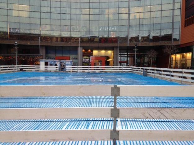 Aktualności Rzeszów | Lodowisko w Millenium Hall czynne od soboty?
