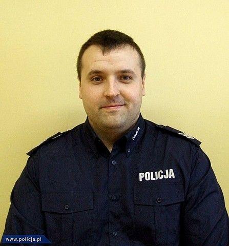 Aktualności Podkarpacie | Podkarpacki policjant doceniony przez MSWiA