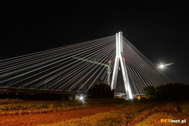 Aktualności Rzeszów | Rzeszowski most jedną z najbardziej spektakularnych inwestycji 2015