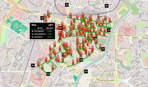Aktualności Rzeszów | Czy jest wolne miejsce w Strefie sprawdzisz w internecie