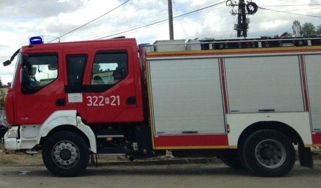 Aktualności Podkarpacie | Ewakuacja 130 uczniów. W szkole wybuchł pożar