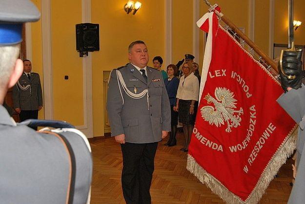 Aktualności Rzeszów | Komenda Wojewódzka Policji w Rzeszowie ma nowego inspektora