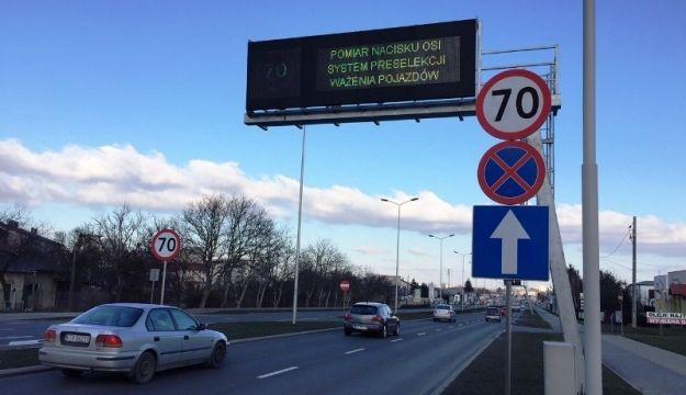 Aktualności Rzeszów | Koniec prac nad systemem dynamicznego ważenia pojazdów