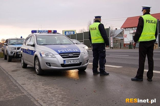Aktualności Podkarpacie | Świąteczne działania Policji na drogach Podkarpacia
