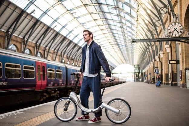 Aktualności Podkarpacie | Pomysłodawca inteligentnego roweru elektrycznego wyróżniony przez Forbes'a