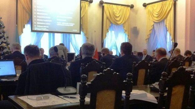 Aktualności Rzeszów | Prezydent Opola z wizytą na sesji Rady Miasta