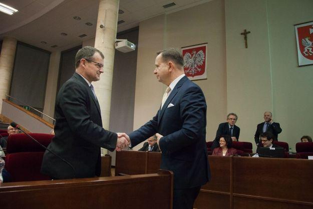 Aktualności Podkarpacie | Wybrano nowego przewodniczącego Sejmiku Województwa Podkarpackiego