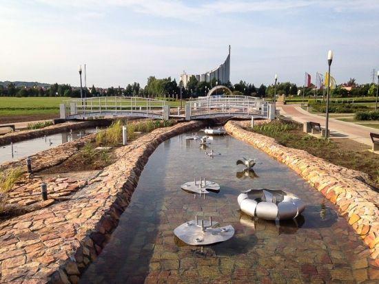 Aktualności Rzeszów | Kolejna inwestycja w Parku Papieskim