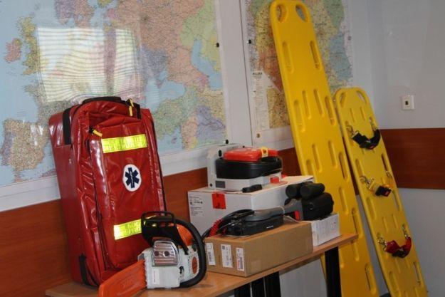 Aktualności Podkarpacie | Podkarpacie ma nowy sprzęt ratowniczy