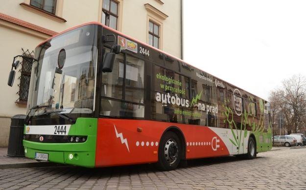 Aktualności Rzeszów | Trwają testy elektrycznego autobusu. Ursus Ekovolt wyjechał na rzeszowskie ulice (FOTO)