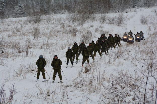 Aktualności Podkarpacie | Patrole na nartach?