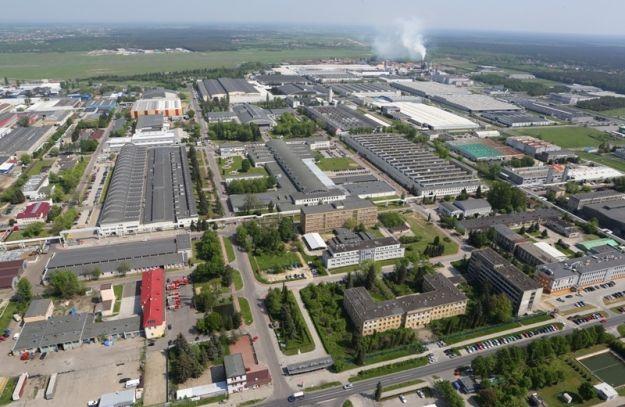 Aktualności Rzeszów | Rzeszowskie grunty przejdą do EURO-PARK Mielec