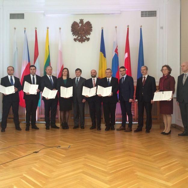 Aktualności Podkarpacie | Jest deklaracja w sprawie Via Carpathia. Coraz bliżej inwestycji