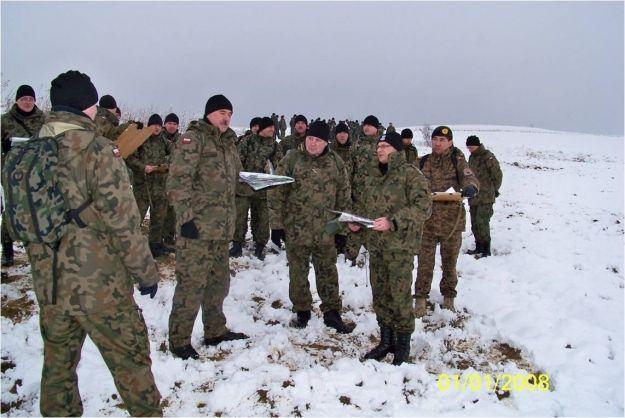 Aktualności Podkarpacie | Zaplanowali działania bojowe w Bieszczadach