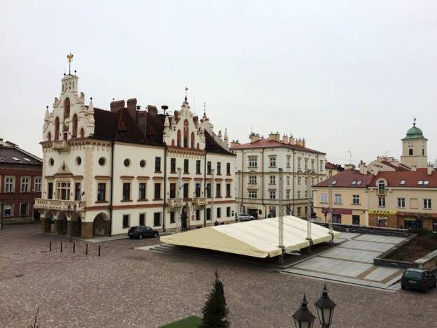 Aktualności Rzeszów | Wraca temat nazewnictwa miejskich ulic. Dziś nadadzą nazwę jednej z nich